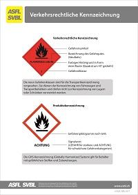 11. Verkehrsrechtliche Kennzeichnung